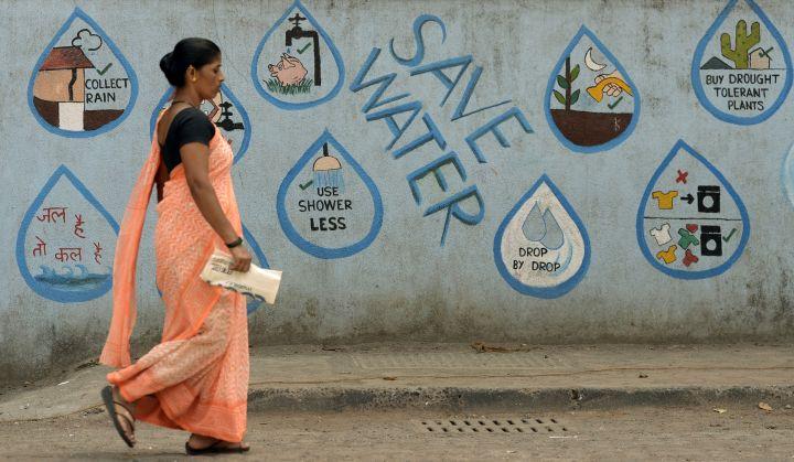 Role módy v době globálního sucha: jak snížit spotřebuvody.
